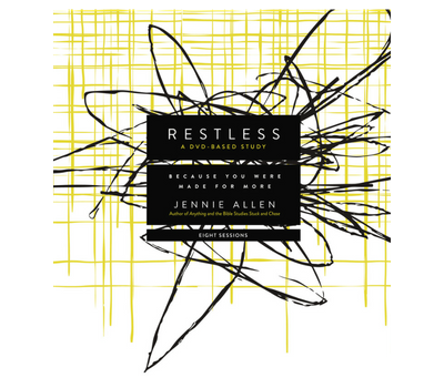Restless Leader's Kit by Jennie Allen
