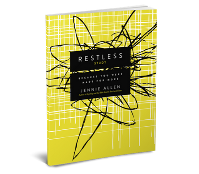 Restless Study Guide by Jennie Allen