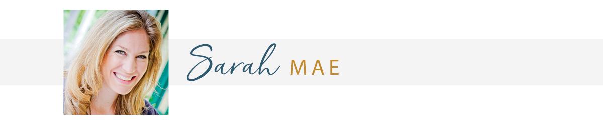 Author Sarah Mae