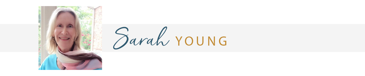 Author Sarah Young
