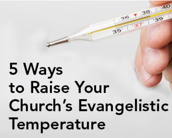 The One-Degree Rule: A Simple Plan for Raising Your Church or Ministry Evangelistic Temperature