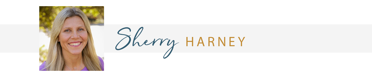 Author Sherry Harney