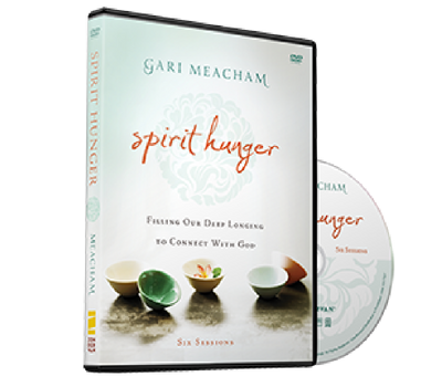 Spirit Hunger Video Study DVD by Gari Meacham