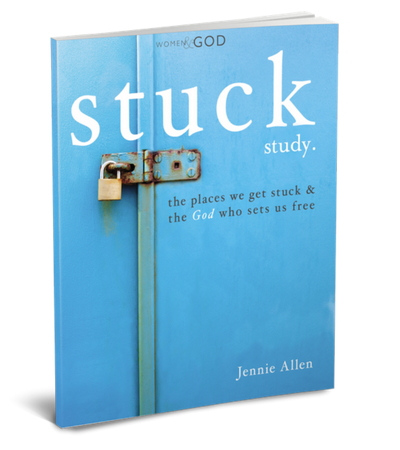 Stuck Study Guide by Jennie Allen