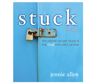 Stuck Leader's Guide by Jennie Allen