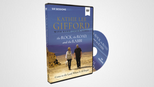 The Rock, The Road, and The Rabbi by Kathie Lee Gifford