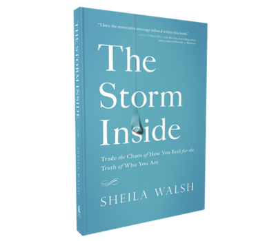 The Storm Inside by Sheila Walsh