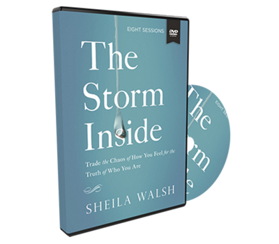 The Storm Inside Video Study DVD by Sheila Walsh