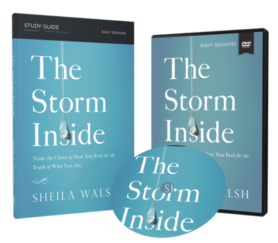 The Storm Inside DVD and Study Guide Pack by Sheila Walsh