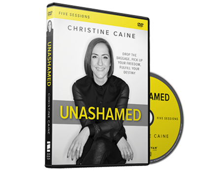 Unashamed Video Study DVD by Christine Caine