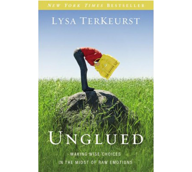 Unglued by Lysa TerKeurst