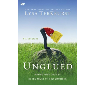 Unglued Video Study DVD by Lysa TerKeurst