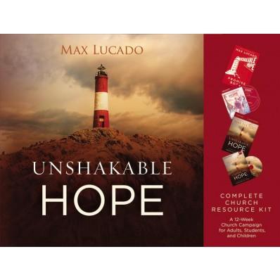 Unshakable Hope Church Campaign Kit