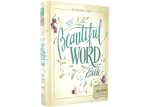 NIV, Beautiful Word Bible