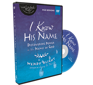 I Know His Name Video Study DVD by Wendy Blight