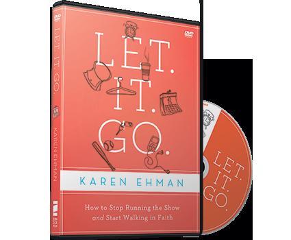 Let. It. Go. Video Study DVD by Karen Ehman