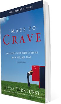 Made to Crave Participant's Guide by Lysa TerKeurst