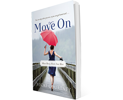 Move On by Vicki Courtney