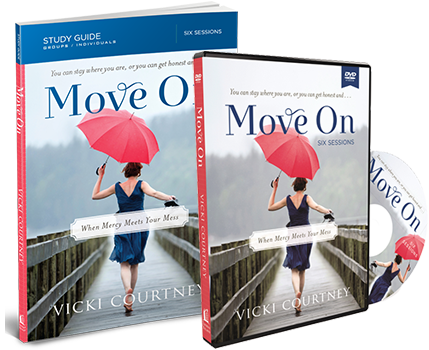 Move On DVD and Study Guide Pack by Vicki Courtney