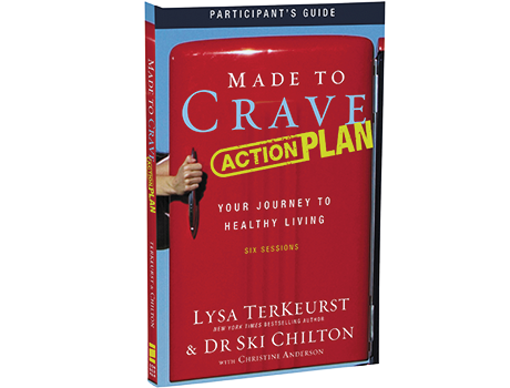 Made to Crave Action Plan Study Guide by Lysa TerKeurst