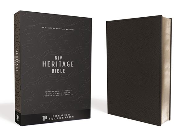 NIV, Heritage Bible