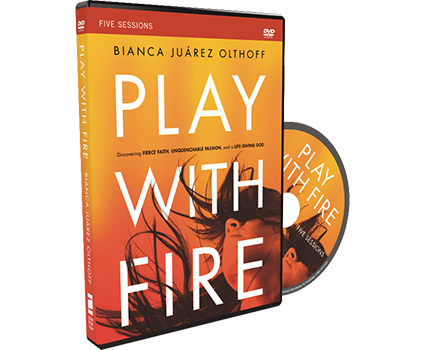 Play With Fire Video Study DVD by Bianca Juarez Olthoff
