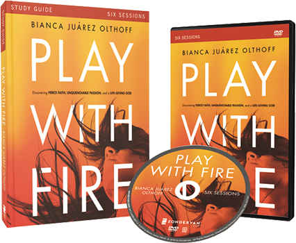 Play With Fire DVD and Study Guide Pack by Bianca Juarez Olthoff
