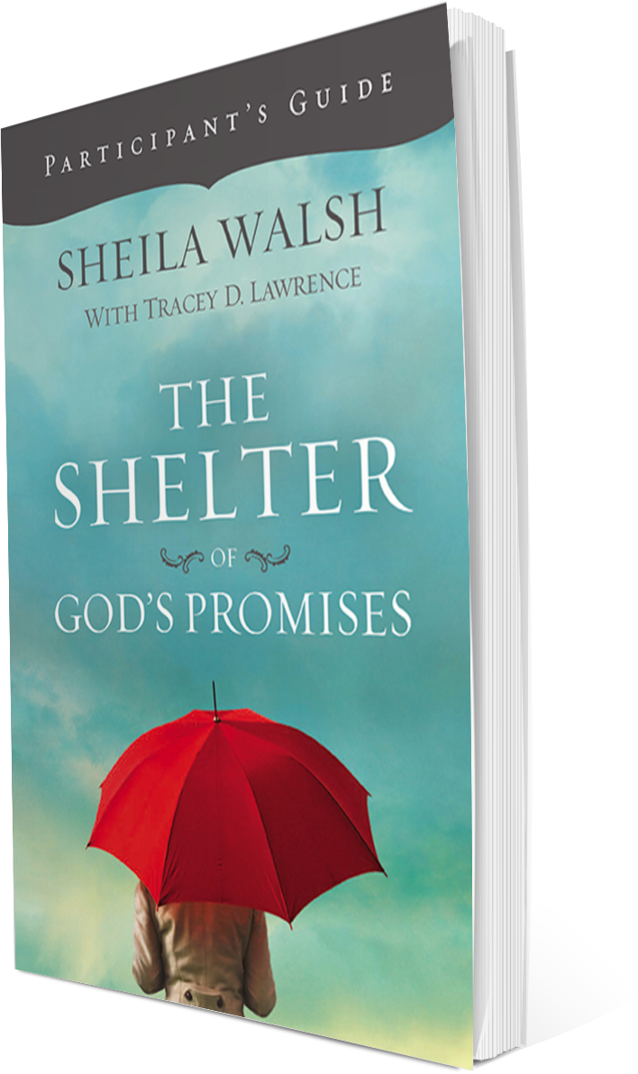 The Shelter of God's Promises Study Guide by Sheila Walsh