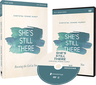 She's Still There DVD and Study Guide Pack by Chrystal Evans Hurst
