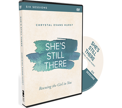She's Still There Video Study DVD by Chrystal Evans Hurst