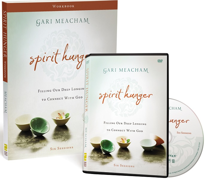 Spirit Hunger DVD and Study Guide Pack by Gari Meacham
