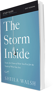 The Storm Inside Study Guide by Sheila Walsh