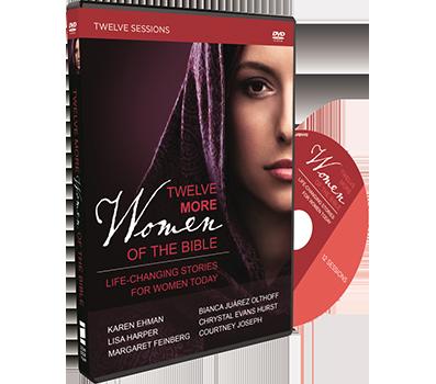 Twelve More Women of the Bible Video Study DVD by Karen Ehman