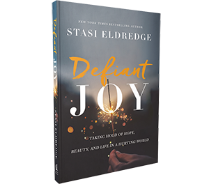 Defiant Joy by Stasi Eldredge