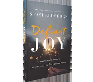 Defiant Joy by Stasi Eldredge