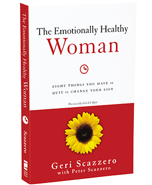 The Emotionally Healthy Woman by Geri and Peter Scazzero