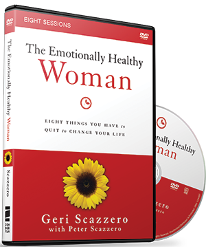 The Emotionally Healthy Woman Video Study DVD by Geri and Peter Scazzero