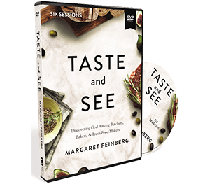 Taste and See Video Study DVD