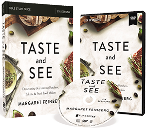Taste and See DVD and Study Guide Pack by Margaret Feinberg