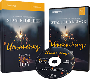 Unwavering DVD and Study Guide Pack by Stasi Eldredge