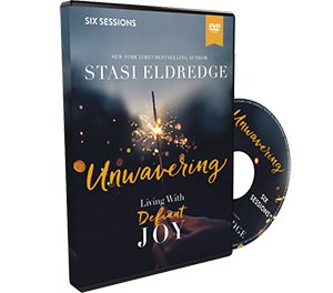 Unwavering Video Study DVD by Stasi Eldredge