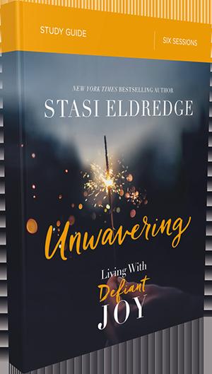 Unwavering Study Guide by Stasi Eldredge