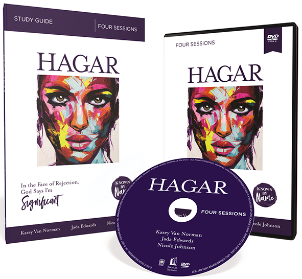 Known by Name: Hagar Study Guide and DVD