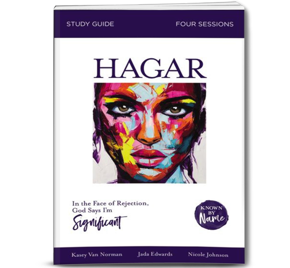 Known by Name: Hagar Study Guide