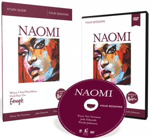 Known by Name: Naomi Study Guide and DVD