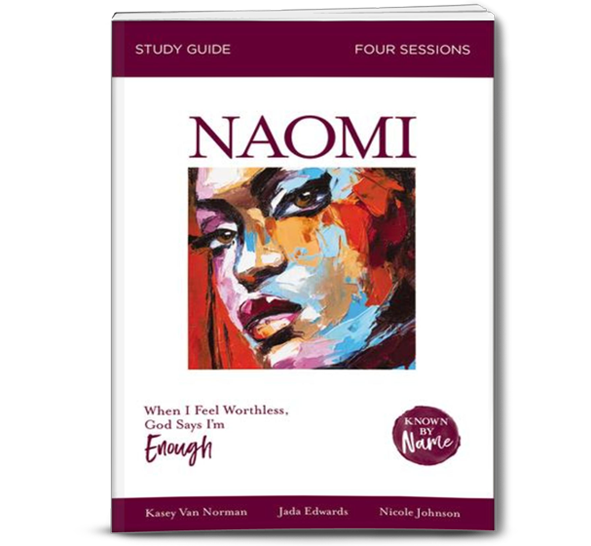 Known by Name: Naomi Study Guide