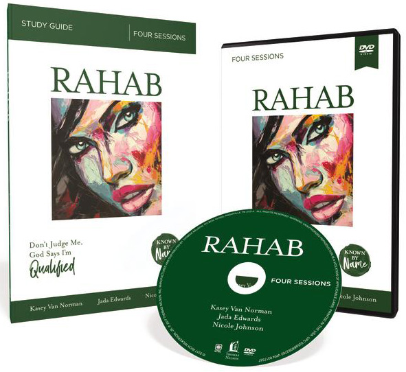 Known by Name: Rahab Study Guide and DVD