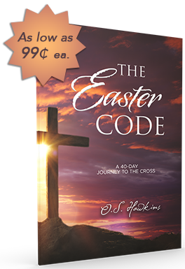The Easter Code By O S Hawkins Free 7 Day Sampler Churchsource Blog