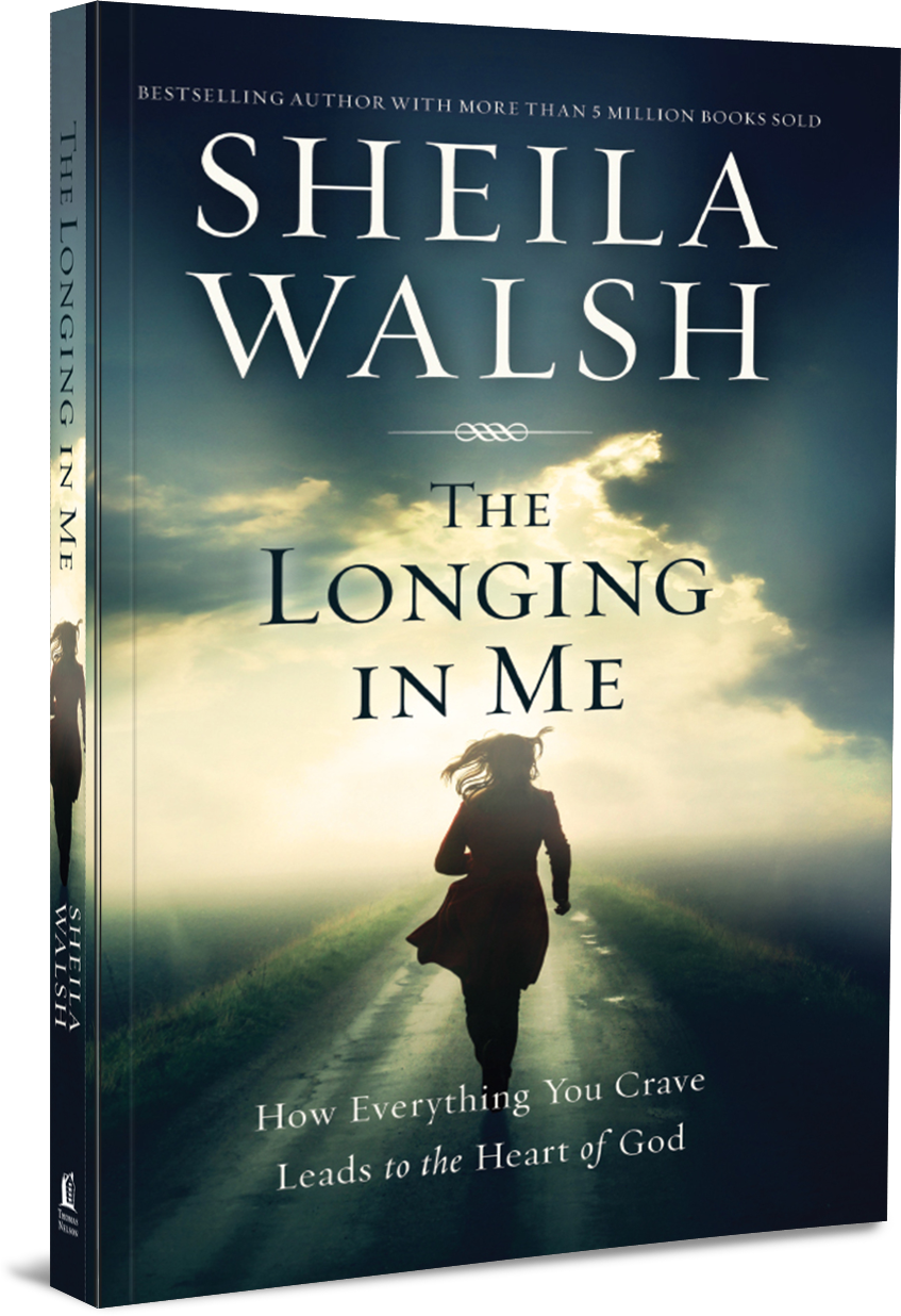 The Longing in Me by Sheila Walsh