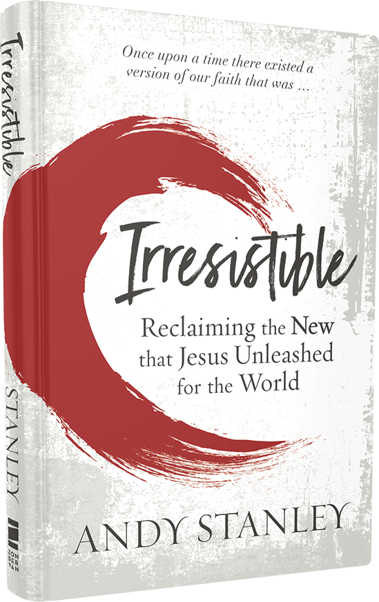 Irresistible by Andy Stanley